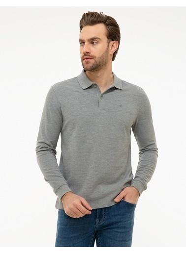 Pierre Cardin Sweatshirt Gri
